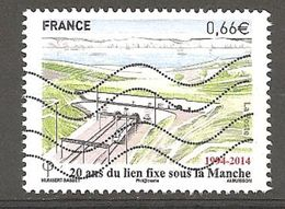 FRANCE 2014 :Y T N ° 4861 Oblitéré - Used Stamps