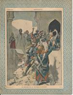 Couverture De Cahier - Gloires Militaires, Bataille D'Aboukir - Charaire - Protège-cahiers