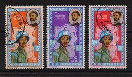 Ethiopia 1962, UN, Complete Set, Vfu - Ethiopie