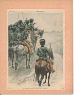 Couverture De Cahier - Gloires Militaires, La Grande Armée Découvre Moscou - Charaire - Protège-cahiers