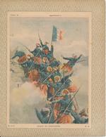 Couverture De Cahier - Gloires Militaires, Assaut De Constantine - Charaire - Protège-cahiers