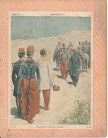 Couverture De Cahier - Gloires Militaires, Réception D'Horace Vernet - Charaire - Book Covers