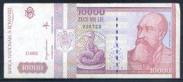 506-Roumanie Billet De 10 000 Lei 1994 D0051 - Romania