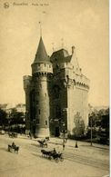 CPA - Carte Postale - Belgique - Bruxelles -  Porte De Hal - Monumenten, Gebouwen