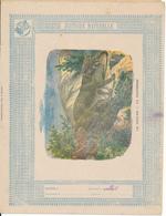 Couverture De Cahier - Histoire Naturelle - Le Jaguar, La Panthère - Schuehmacher - Protège-cahiers