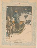 Couverture De Cahier - Attaqué Par Les Loups - Book Covers