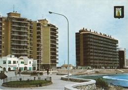 Spanje : Calpe - Paseo Maritimo. - Alicante
