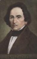 Deutschland - Giacomo Meyerbeer - Opera Composer - Chanteurs & Musiciens