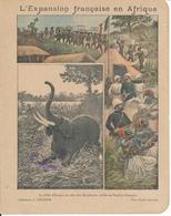 Couverture De Cahier - Expansion Française En Afrique, Côte D'Ivoire - Charier, Saumur - Book Covers