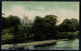 RB 1185 - 1907 Postcard - Hornby Castle From The River - Lancashire - Angleterre