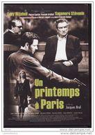 DVD UN PRINTEMPS A PARIS Avec Eddy Mitchel Etat: TTB Port 110 Gr Ou 30gr - Crime