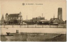 Mechelen Malines 69  Vue Générale - Malines