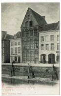 Mechelen Malines  Albert Sugg  Serie 23 N 31  Maison Gothique Quai Au Sel - Malines