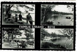 Retie  Familie Strand - Retie
