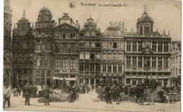 Bruxelles  Le Grand Place - Expositions Universelles