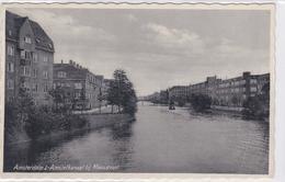Amsterdam Z Amstelkanaal Bij Maasstraat # 1941    1415 - Amsterdam