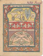 Couverture De Cahier - Pour Nos Petits Dessinateurs, Liseron... - Godchaux - Book Covers