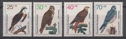 Allemagne Rep.Fed. 1973  Mi.:nr. 754-757 Greifvögel  Neuf Sans Charniere / Mnh / Postfris - [7] West-Duitsland