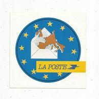 Autocollant , LA POSTE - Stickers