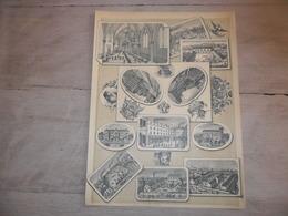 Document ( 249 )  Reclame  Publicité  Köln  Keulen   Frankfurt  19?? - Werbung