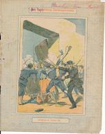 Couverture De Cahier - Nos Expéditions Comtemporaines, Tunisie 1881 - Laroche Joubert - Book Covers