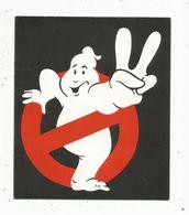 Autocollant , SOS FANTOME , Ghostbusters - Autocollants