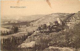 - Dpts Div.-ref-XX235- Lot - Montvalent - Vue Generale - Serie La Vallee De La Dordogne En Quercy - - France
