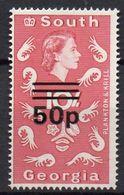 South Georgia - 1971 - N° Yvert : 38 ** - Série Courante - Géorgie Du Sud