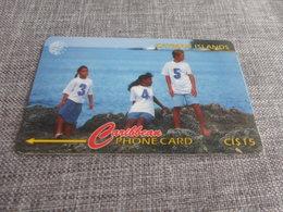 CAYMAN - Nice Phonecard 131CCIF - Cayman Islands
