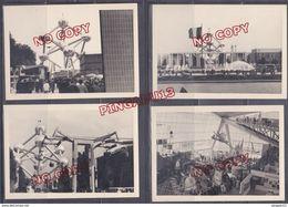 Au Plus Rapide Belgique Exposition 1958 Bruxelles Beau Format Excellent état - Lugares