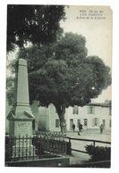 ILE DE RE - LES PORTES - Arbre De La Liberté ( Monument Aux Morts ) - Ile De Ré