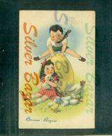 AUGURALI-BUONA PASQUA-HAPPY EASTER-JOYEUSES PAQUES-GUTER OSTERN- - Pasqua