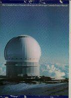 Plaquette Sur Le Station Astronomique D'Hawai (texte En Français Ou Anglais) (astronomie, Espace) - Sciences & Technique
