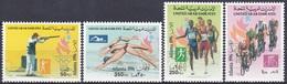 Vereinigte Arabische Emirate VAE Emirates 1996 Sport Spiele Olympia Olympics Atlanta, Mi. 503-6 ** - Ver. Arab. Emirate