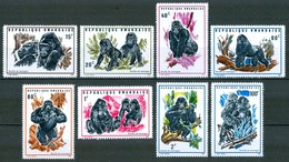 1970 Rwanda Scimmie Monkey Singes MNH** Fiog52 - Rwanda