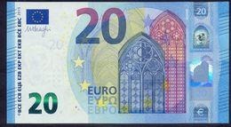 Euronotes 20 Euro 2015 UNC < XA >< X002 > Germany Draghi - EURO