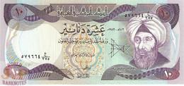 IRAQ 10 DINARS 1982 PICK 71 UNC - Irak