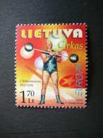 Europa - Circus # Lietuva Litauen Lituanie Litouwen Lithuania 2002 MNH # Mi. 792 - Lithuania