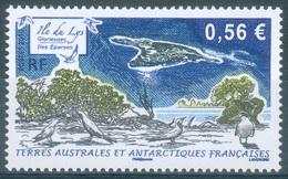 French Antarctic (FSAT), Île Du Lys, Glorioso Islands, Indian Ocean, 2010, MNH VF - Unused Stamps