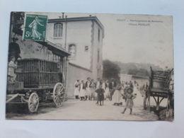 VERZY, Déchargement De Bouteilles, Maison Pierlot - Verzy