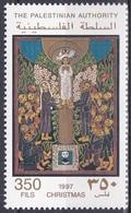Palästina Palestine 1997 Religionen Christentum Weihnachten Christmas Tempel Relief Ikone Wollenek, Mi. 77 ** - Palästina