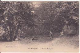 CPA - 35. HOULGATE - Le Bois De Boulogne - Houlgate