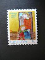 European Child's Day # Lietuva Litauen Lituanie Litouwen Lithuania 2002 MNH # Mi. 806 - Lithuania