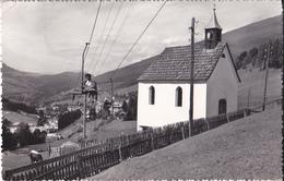 Ortisei - Seggiovia ST.ULRICH - Sessel Lift -1951 - Bolzano (Bozen)