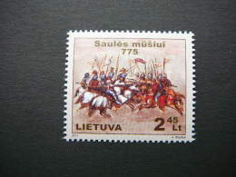 775th Anniversary Of The Battle Of Saule # Lietuva Litauen Lituanie Litouwen Lithuania 2011 MNH # Mi. 1080 - Lithuania