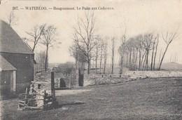 WATERLOO / FERME HOUGOUMONT / LE PUITS AUX CADAVRES 1911 - Waterloo