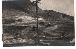 Nr.+  127,  FOTO-AK,  WK I,  Mazedonien, Seilbahn Bei Prilep, Von K.u.K.-Truppen Gebaut - Weltkrieg 1914-18