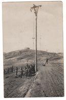 Nr.+  128,  FOTO-AK,  WK I,  Mazedonien, Seilbahn Bei Prilep, Von K.u.K.-Truppen Gebaut - Weltkrieg 1914-18