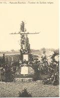 Rabosée-Barchon  -  Tombes De Soldats Belges.  (scan Verso) - Blegny