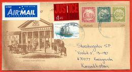 Australia 2004.Envelope With Printed Original Stamp. I Passed The Mail.AAT. - 2010-... Elizabeth II